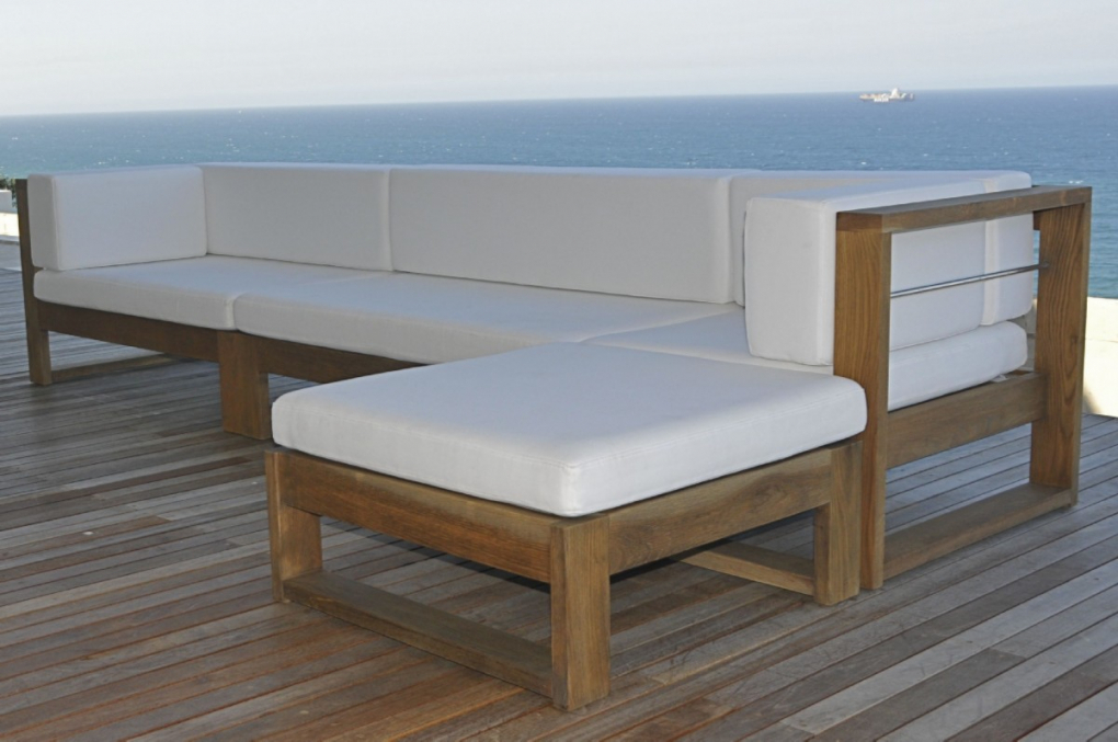 Beautiful Modern Wood Patio Furniture Modern Outdoor Furniture Decoist Modern Wood Outdoor Furniture