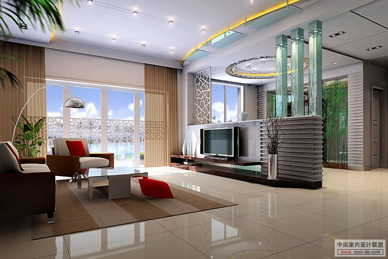 Beautiful Room Interior Design Endearing The Living Room Interior Design Home Design Ideas