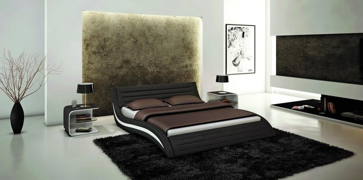 Beautiful Ultra Modern Bedroom Bedroom Dazzling Ultra Modern Double Beds Glamorous Swerve Bed
