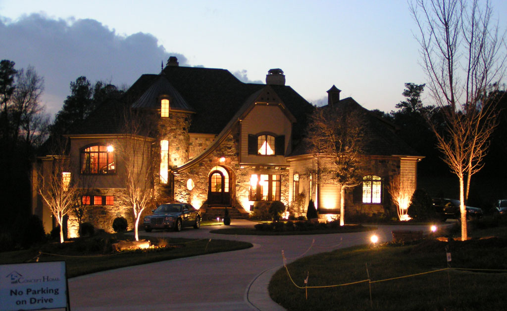 Beautiful Upscale Outdoor Lighting Outdoor Lighting Company Northern Virginia