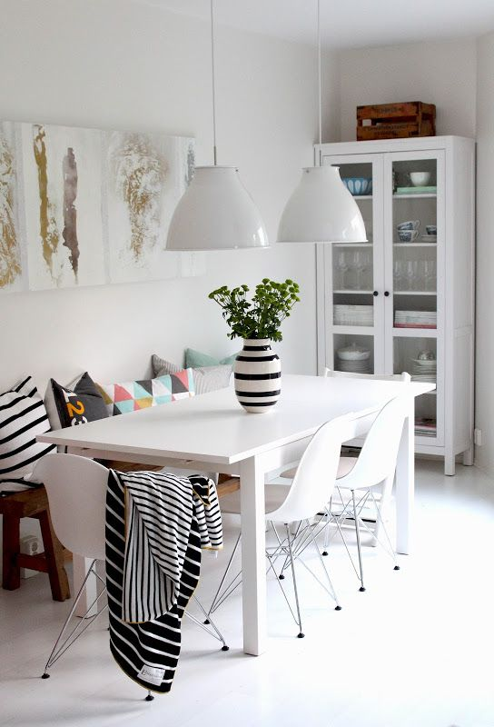 Beautiful White Dining Table Ideas Best 25 White Dining Table Ideas On Pinterest Dining Room Table