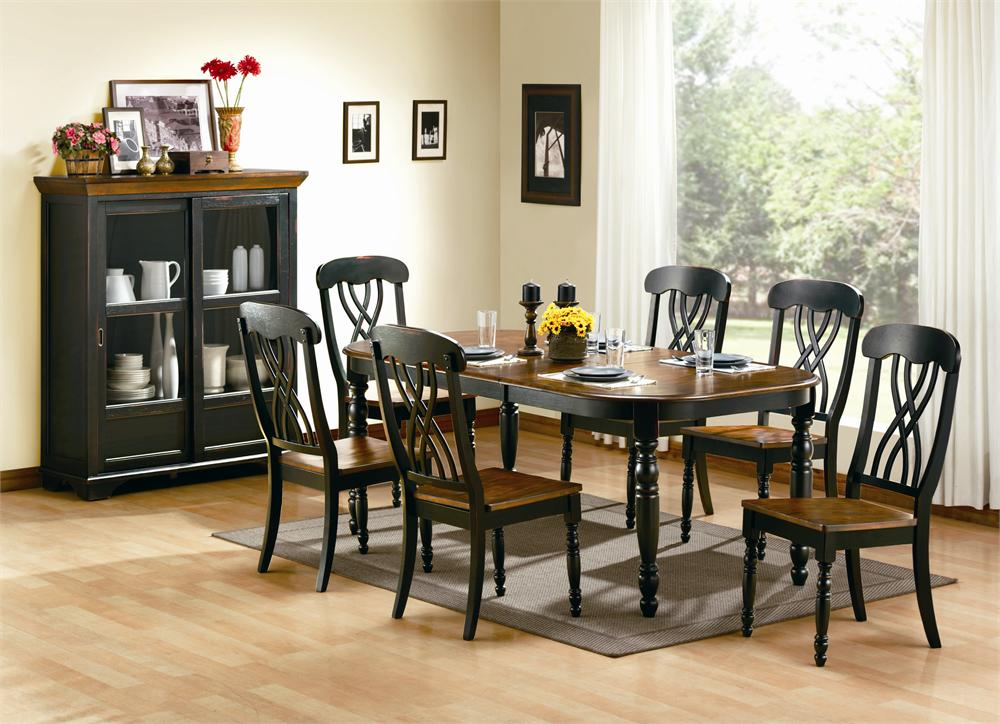 Best Black Dining Room Table And Chairs Black Dining Room Table Createfullcircle