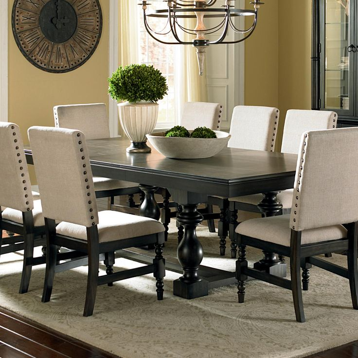 Best Black Dining Room Table Dining Room Breathtaking Black Dining Room Table Set Sets In