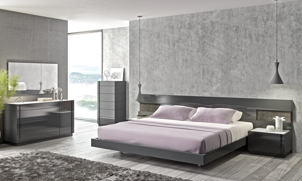 Best Contemporary Grey Bedroom Furniture The Awesome Gray Wood Bedroom Furniture Modern Mbnanot