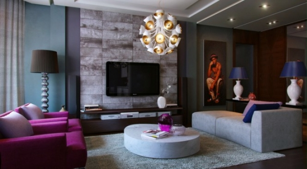 Best Contemporary Look Living Room Apply Contemporary Style In The Living Room Adorable Home