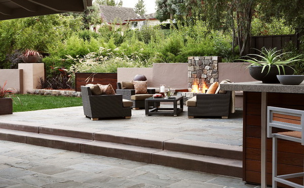 Best Contemporary Patio Ideas Contemporary Patio Design Improvement Guide Patio Design Ideas