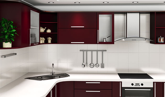 Best Latest Kitchen Designs Endearing Kitchen Design Latest Home In Images Creative Home