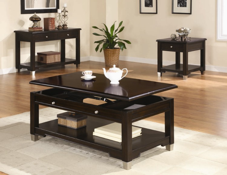 Best Living Room Table Sets Fantastic Coffee Tables Sets With Contemporary Coffee Table Sets
