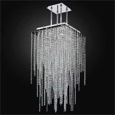 Best Long Crystal Chandelier Long Crystal Chandelier Glow Lighting