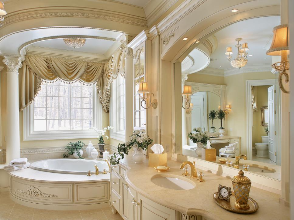 Best Luxury Bathroom Features Bathrooms With Luxury Features Hgtv