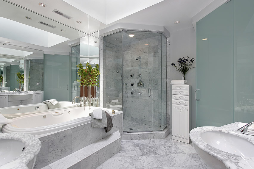 Best Luxury Bathroom Tiles Designs Master White Bathroom Tile Ideas With Marble For Luxury Bathroom