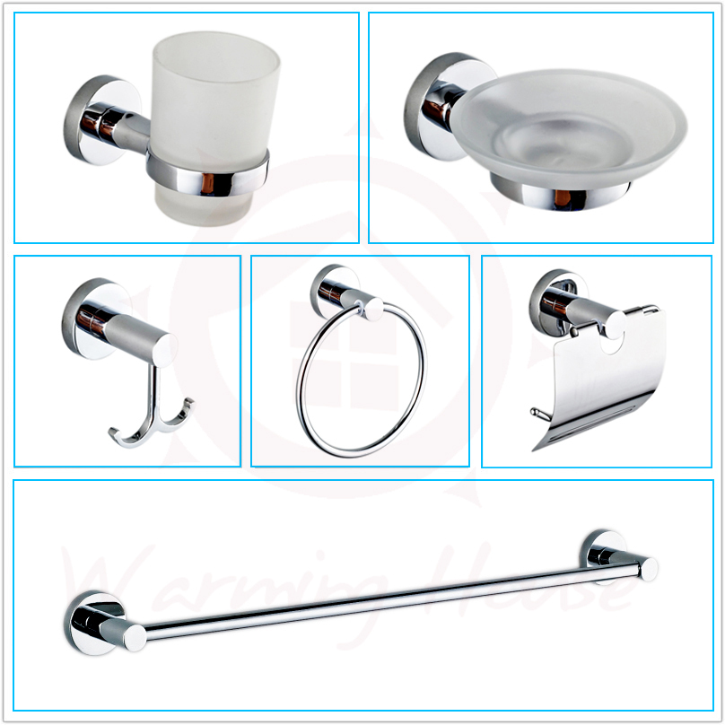 Best Luxury Chrome Bathroom Accessories Chrome Bathroom Accessory Set Promotion Online Shopping For