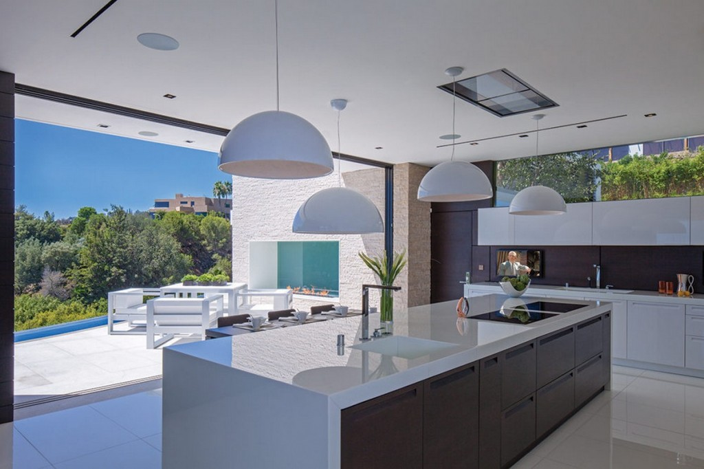 Surprising Great Luxury Contemporary Kitchens Luxury Modern Kitchen Beutiful Home Inspiration Papxelindsey Bellcom