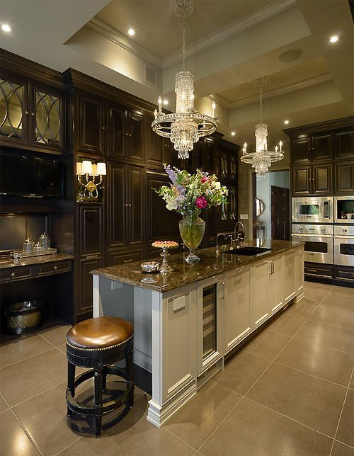 Best Luxury Dream Kitchens 54 Exceptional Kitchen Designs Kitchens Kitchen Design And