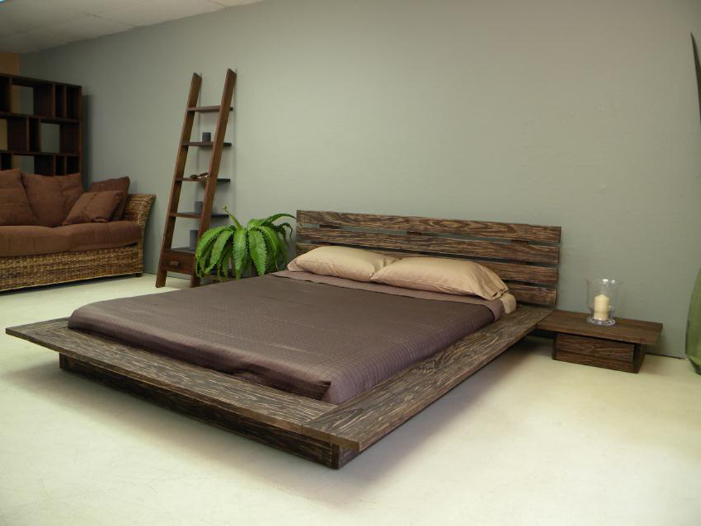 Best Luxury Low Beds King Platform Bed Frame As Queen Bed Frame With Luxury Low Profile