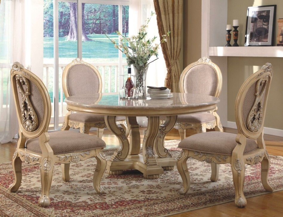 Best Luxury Round Dining Table Dining Room Elegant Dining Room Decoration Using Small White