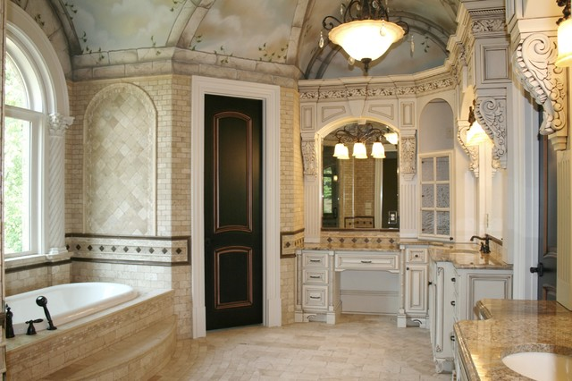 Best Luxury Traditional Bathrooms Luxury Custom Bathrooms