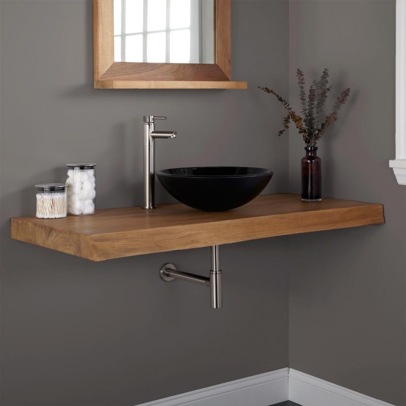 Best Modern Bathroom Vanity Base Contemporary Bathroom Vanity Wall Mounted Vanity Wooden Cabinet