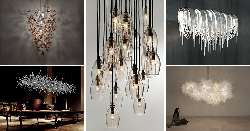 Best Modern Contemporary Chandelier 11 Contemporary Chandeliers That Make A Statement Contemporist