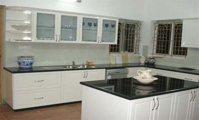 Best Modern Kitchen Design In Pakistan White Cabinet Kitchen Design Designs At Home Design