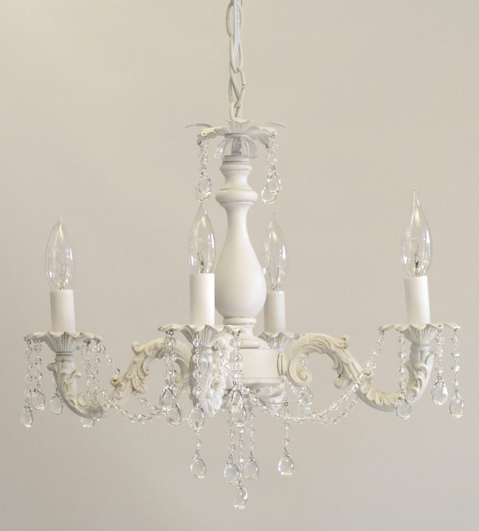 Best Shabby Chic Chandelier Chandeliers Design Awesome Shab Chic Chandelier Parts Sputnik