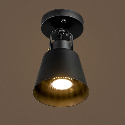 Best Spotlight Ceiling Light 8 W Matte Black Finish Led Spotlightceiling Light