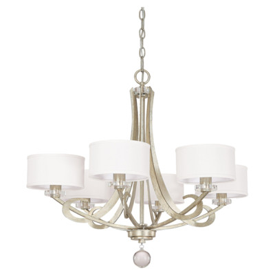 Brilliant 6 Light Chandelier Capital Lighting Hutton 6 Light Drum Chandelier Reviews Wayfair
