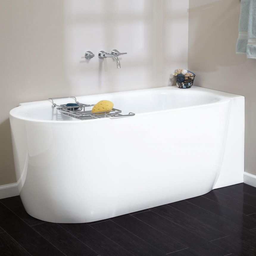 Brilliant Affine Luxury Bathrooms Corner Bathtub Ideas Tub Shower Combo Bathroom Affine Luxury