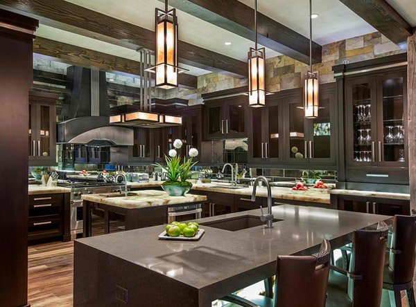 Brilliant Big Kitchen Design 15 Big Kitchen Design Ideas Home Design Lover