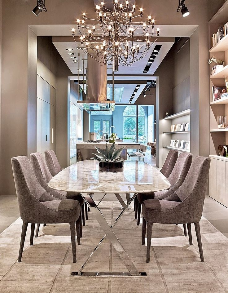 Brilliant Contemporary Dining Room Design Best 25 Dining Room Modern Ideas On Pinterest Dining Room Lamps