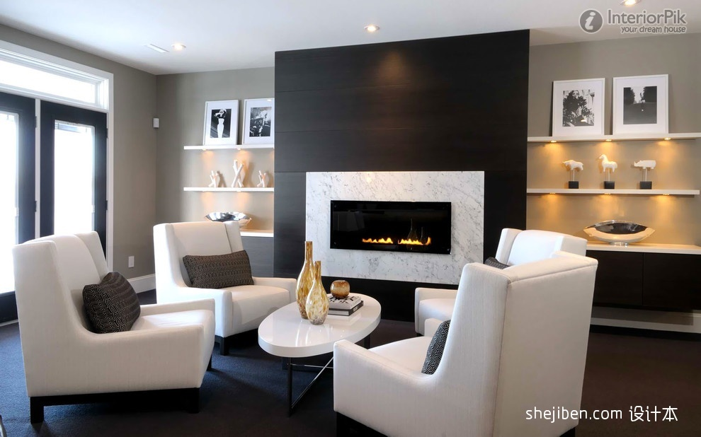 Brilliant Contemporary Style Living Room Contemporary Living Room Decor 9 Awesome To Do Lovable