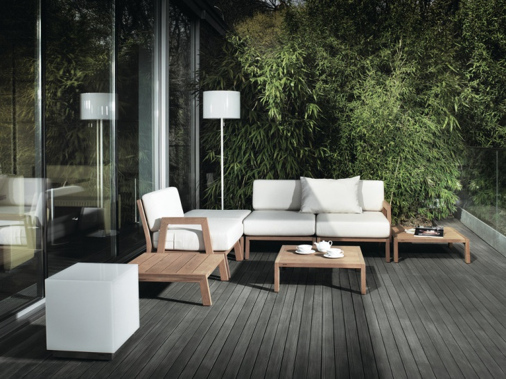 Brilliant Contemporary Teak Outdoor Furniture Gorgeous Modern Teak Outdoor Furniture 21 Modern Teak Furniture