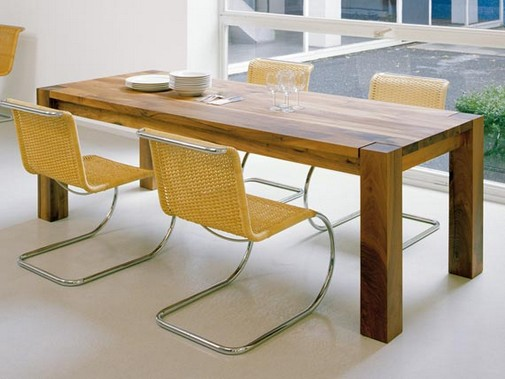 Brilliant Contemporary Wood Dining Table Sofa Wonderful Contemporary Wood Dining Tables