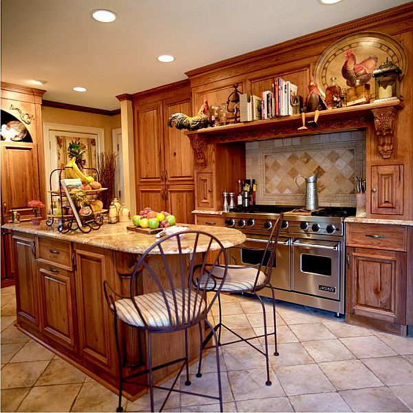 Brilliant Country Style Kitchen Country Style Kitchen Design With Goodly Pictures Of Country