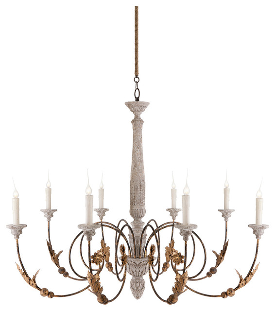 Brilliant French Country Chandelier Pauline Large French Country 8 Light Curled Iron Arm Chandelier