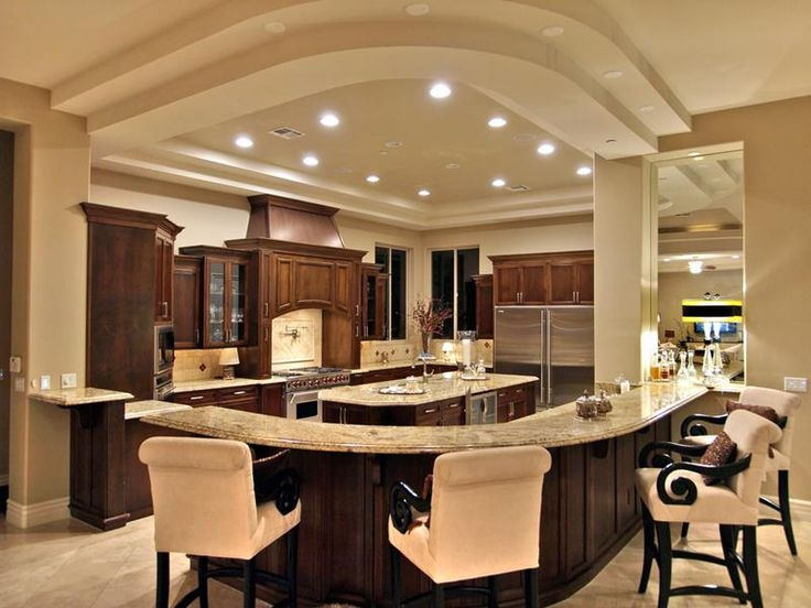 Brilliant High End Kitchen Island Designs Best 25 Luxury Kitchens Ideas On Pinterest Luxury Kitchen