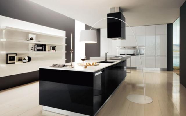 Lovable High End Modern Kitchens Luxury Modern Kitchen Design Ideas