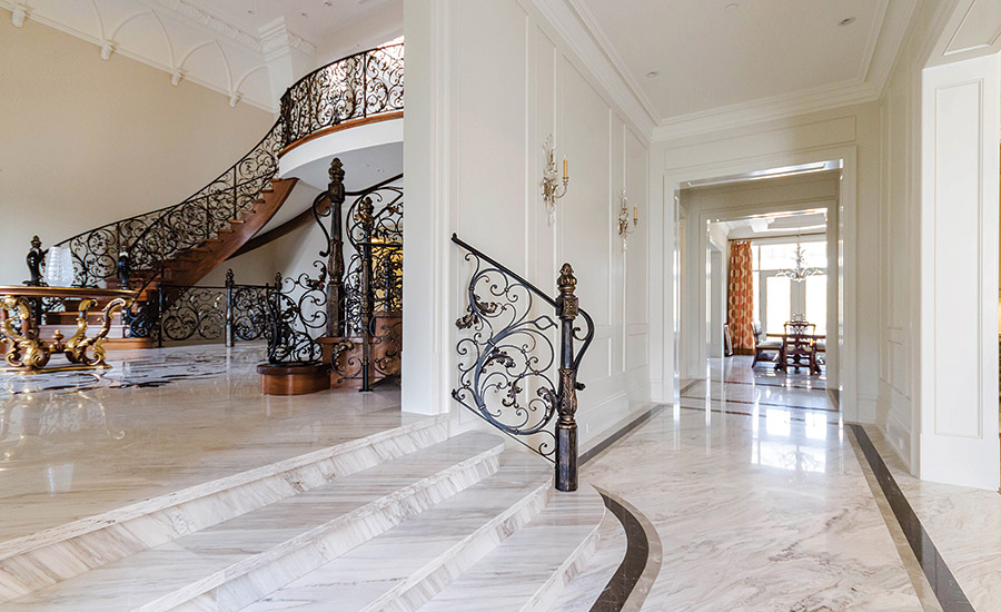 Brilliant High End Tile Flooring A Downtown Toronto High End Residence Uses A Wide Range Of Marble