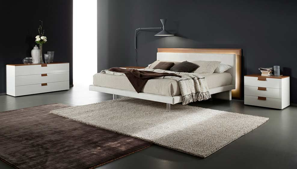 Brilliant Italian Modern Bedroom Furniture Modern Bedroom Furniture Beds And Complete Sets