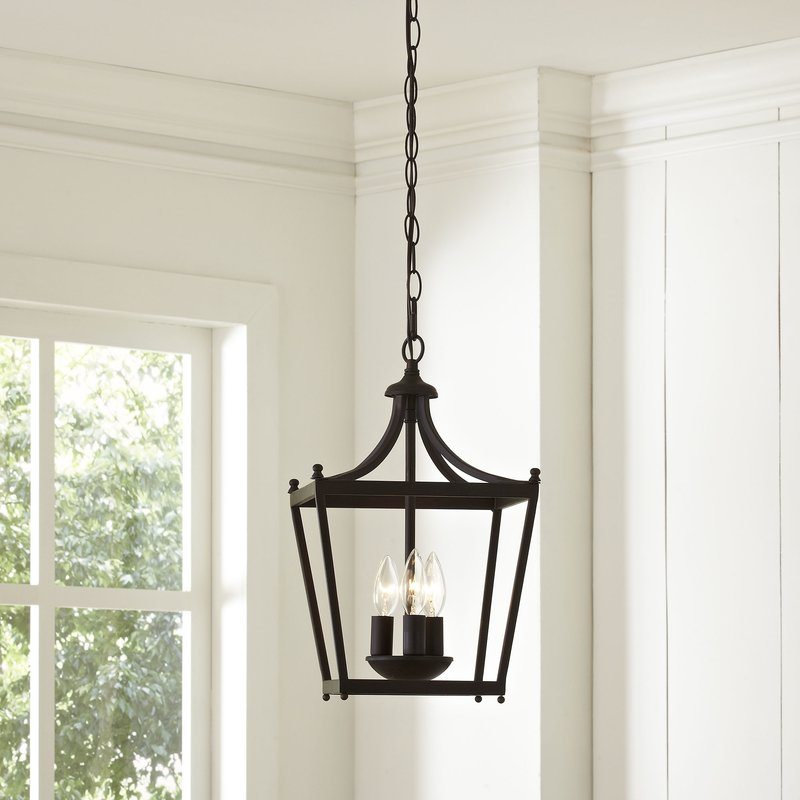 Brilliant Lantern Pendant Light Pendant Lighting Youll Love Wayfair