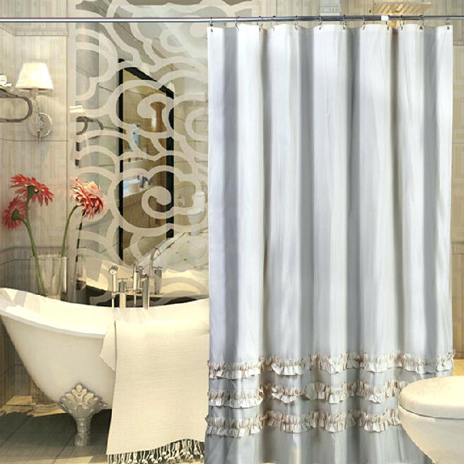 Brilliant Luxury Bathroom Curtains Luxury Bathroom Shower Curtains Luxury Shower Curtain Sets