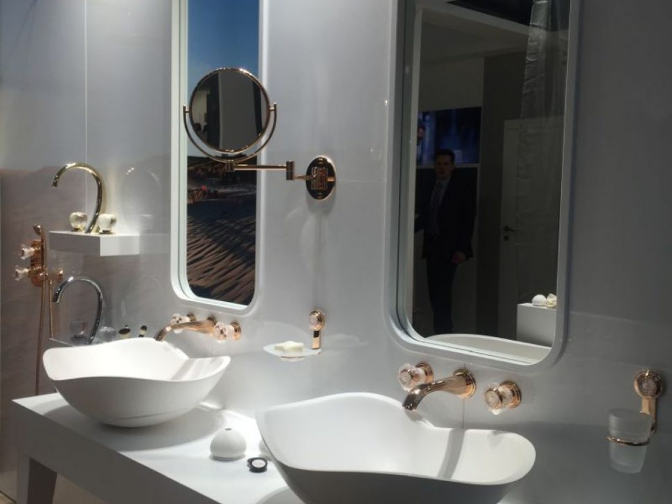 Brilliant Luxury Bathroom Fixtures Bathrooms Design Luxury Bathroom Faucets Double Vanity With Gold