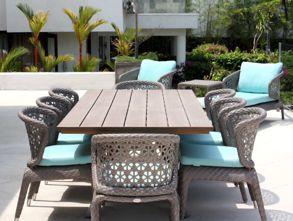 Brilliant Luxury Contemporary Outdoor Furniture Appealing Patio Dining Sets Uk Luxury Rattan Garden Furniture