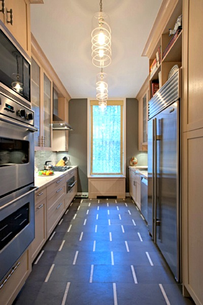 Brilliant Luxury Galley Kitchen Linear Luxury Stylish Smart 9 Amazing Galley Kitchens