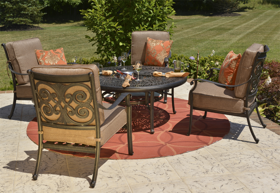 Brilliant Luxury Patio Furniture Luxury Patio Furniture Iron Home Ideas Collection Luxury Patio