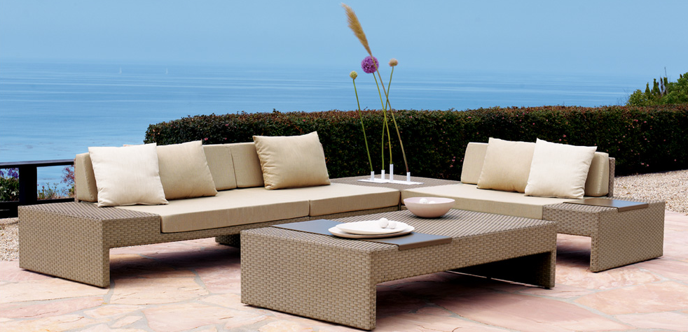 Brilliant Luxury Terrace Furniture Designer Furniture For Luxurious Outdoor Rooms Sesshu Design