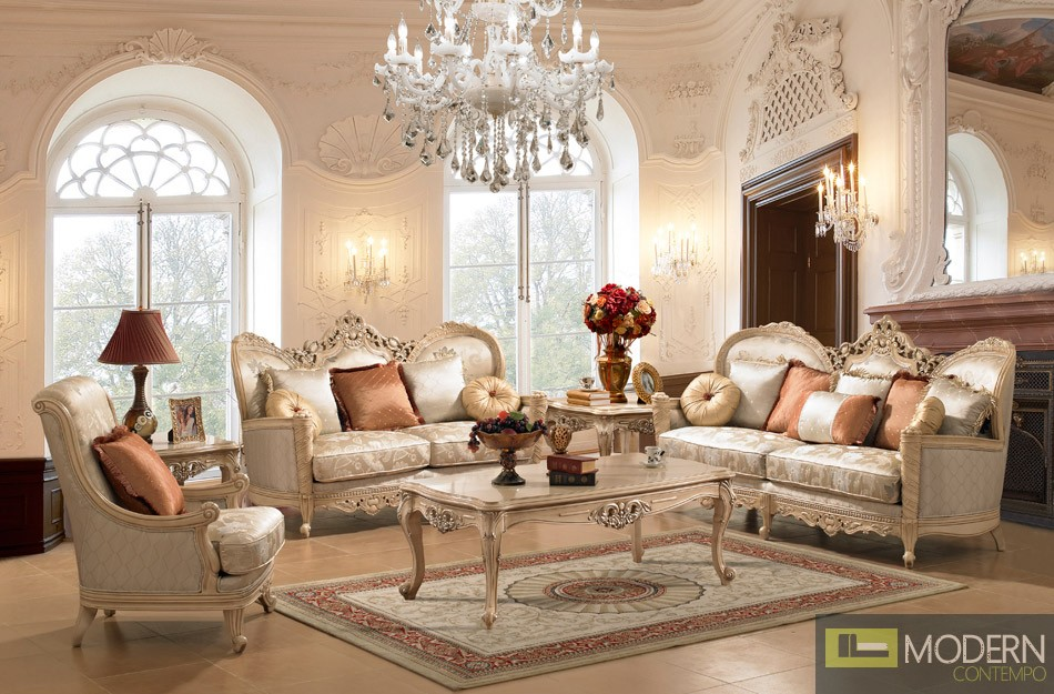 Brilliant Luxury Traditional Living Room Furniture Highend Luxury Traditional Sofa Set Formal Living Room Furniture