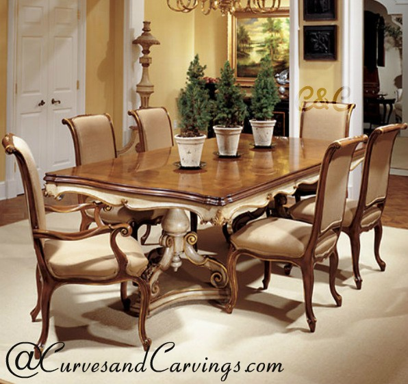 Brilliant Luxury Wooden Dining Tables Captivating India Dining Table Buy Designer Dining Set 0042 Online