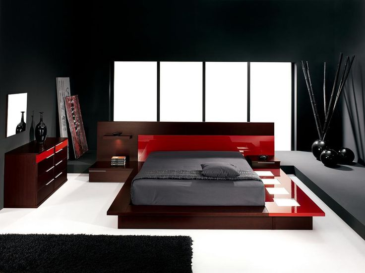 Brilliant Modern Black Bedroom Best 25 Black Bedroom Design Ideas On Pinterest Black Bedrooms