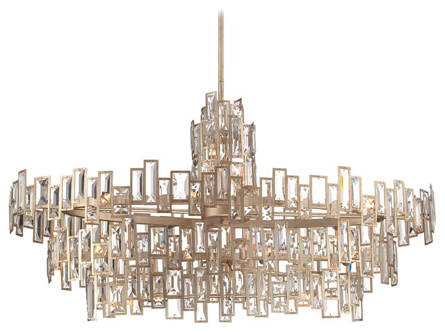 Brilliant Modern Gold Chandelier Gold Chandelier Modern Home Lighting Design